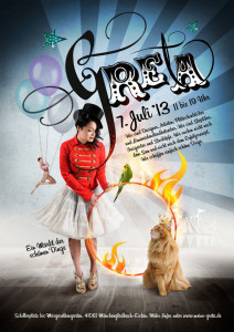 Greta-Plakat