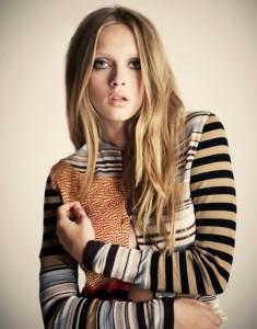Garantiert individuell: Mode aus Textilmüll.
