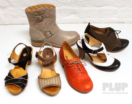 Nachhaltige Schuhe für Damen