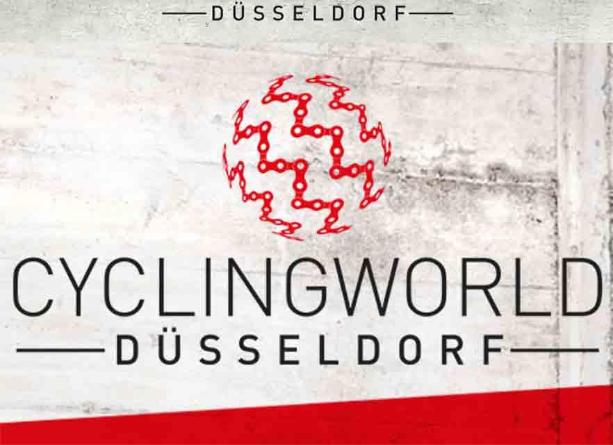 Plup Planet Upcycling Cyclingworld 2018 Düsseldorf