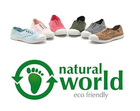 Natural World Schuhe
